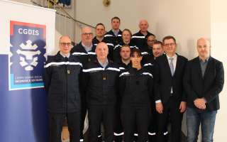 Les services de secours au luxembourg